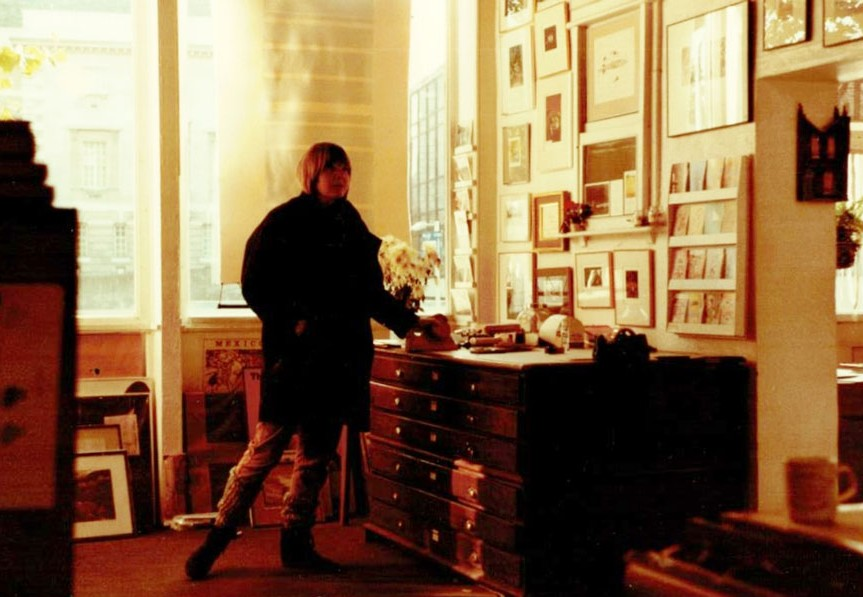 Intaglio-Printmaker-London-Southwark-1983