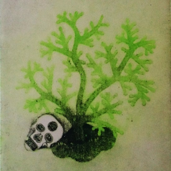 Justin-mcshane-an-electric-skull-beneath-a-plastic-tree