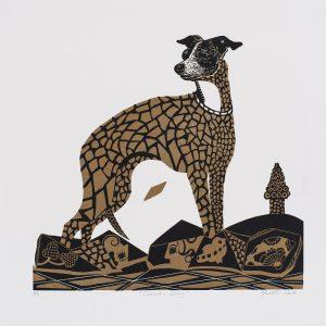 gwen-scott-gaudi-dog