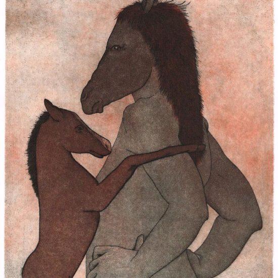 damon-kowarsky-kyoko-imazu-horse
