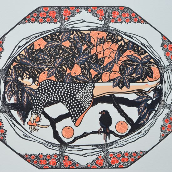 scott-gwen-orange-tree-plate
