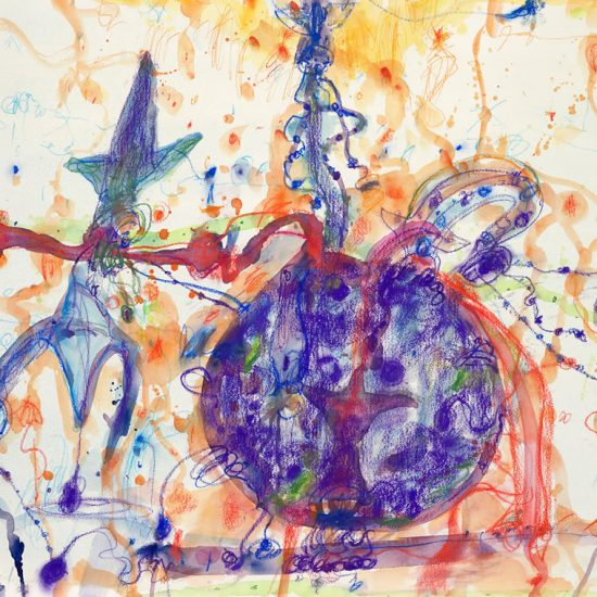 john-olsen-squid-with-its-own-ink