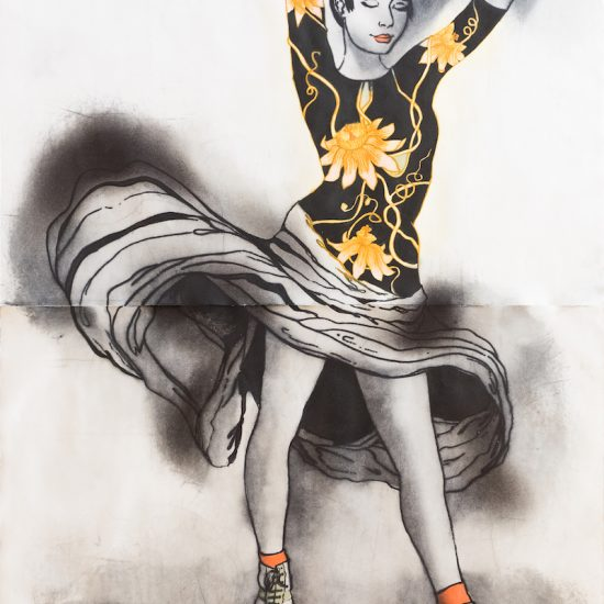 mandy-renard-dance- me- on- and- on