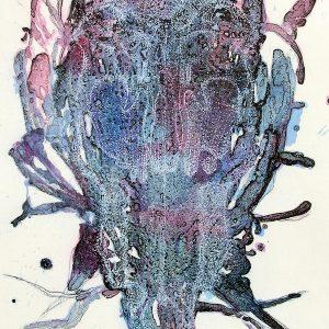 tony-ameneiro-skull-lily